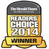 2014 Readers' Choice Award Winner